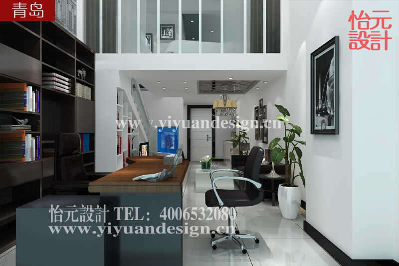 LOFT公寓样板间设计